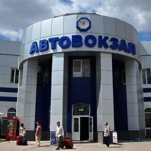 Автовокзалы Ачуево