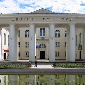 Дворцы и дома культуры Ачуево