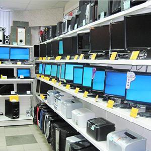 Компьютерные магазины Ачуево