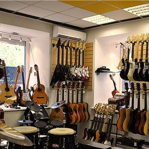 Музыкальные магазины Ачуево