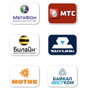Операторы сотовой связи Ачуево