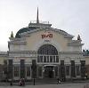 Железнодорожные вокзалы в Ачуево