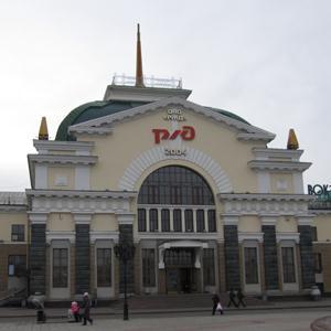 Железнодорожные вокзалы Ачуево